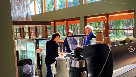 Café catering